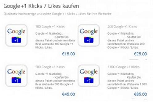 GoogleLikes