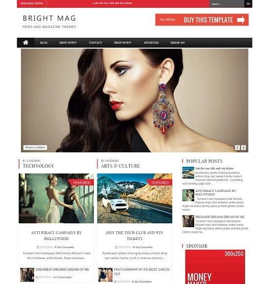 Bright-Magazine-Responsive-Blogger-Template