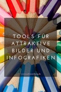 Tools für attraktive Bilder und Infografiken