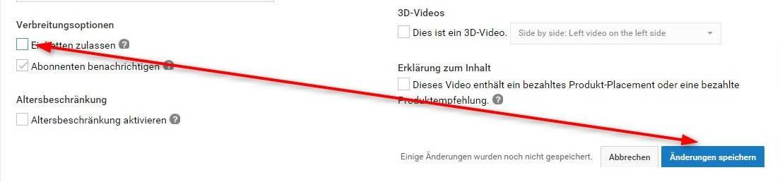 herunterladen von videos von youtube wurde deaktiviert tdownloader