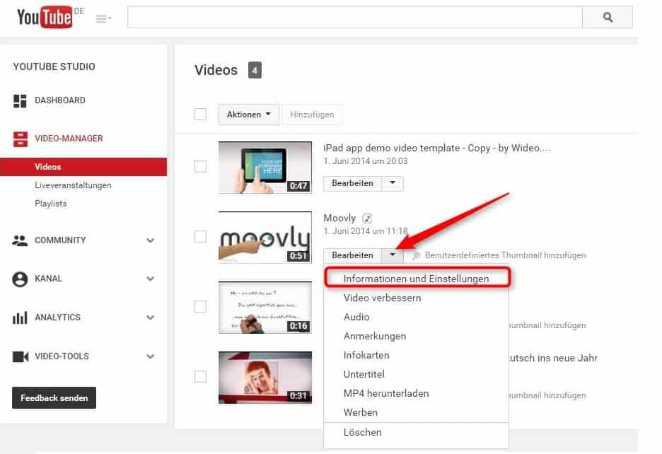 youtube-videos-bearbeiten